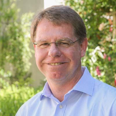 Portraitbild: Stephan Volk, Pastoralreferent